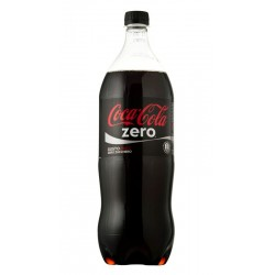 Coca Cola Zero Bottiglia 1,5 lt